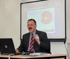 Ausbildung zum Laserschutzbeauftragten