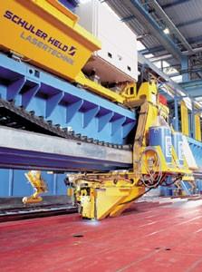 Lasersicherheit bei Industrielaseranlagen
