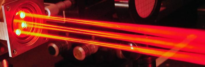 Laser- und optische Messsysteme